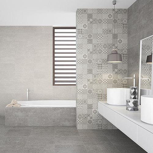 To complete a bathroom you need high-quality wall and floor tiles that compliment your style. We are proud to offer a wide range of tiles to suit all tastes, without the premium cost.