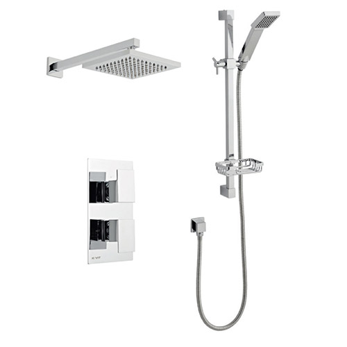 Our shower range and enclosures are designed to the highest quality. Whether you're looking for something contemporary or modern, visit our showroom to see our full range.