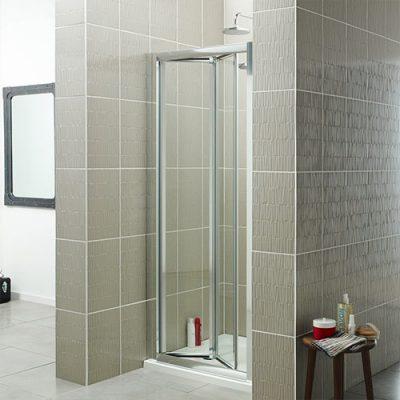 Bi-fold-door-shower-enclosure